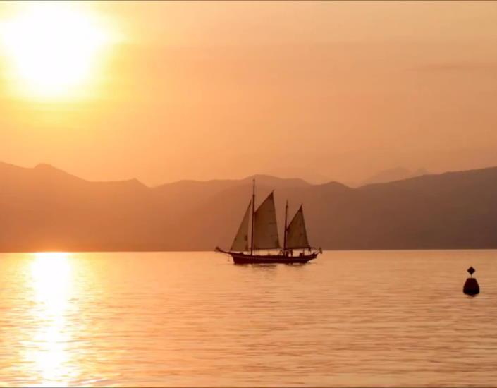 Veliero San Nicolò - Lago di Garda